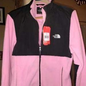 Women's The North Face fleece jacket/coat